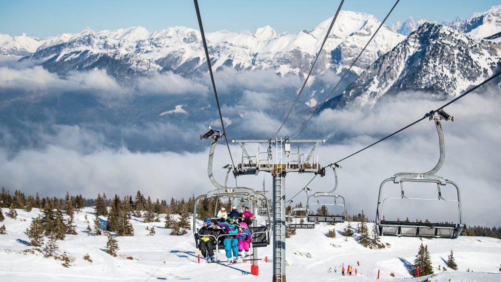 Peignée Verticale - Grand Chambéry Alpes Tourisme