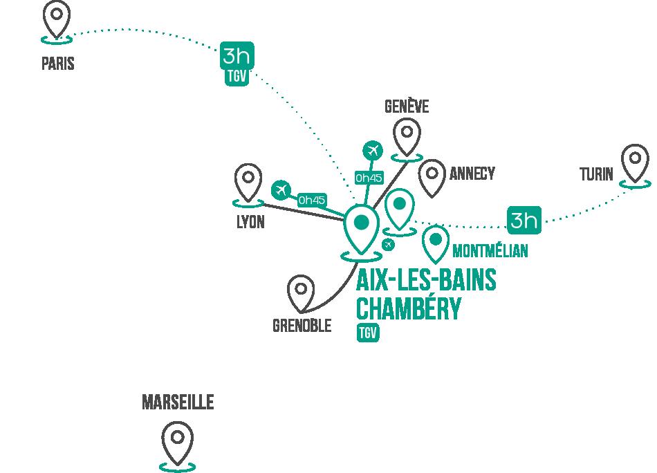 Chambéry-Grand Lac économie, la réussite avec un grand air