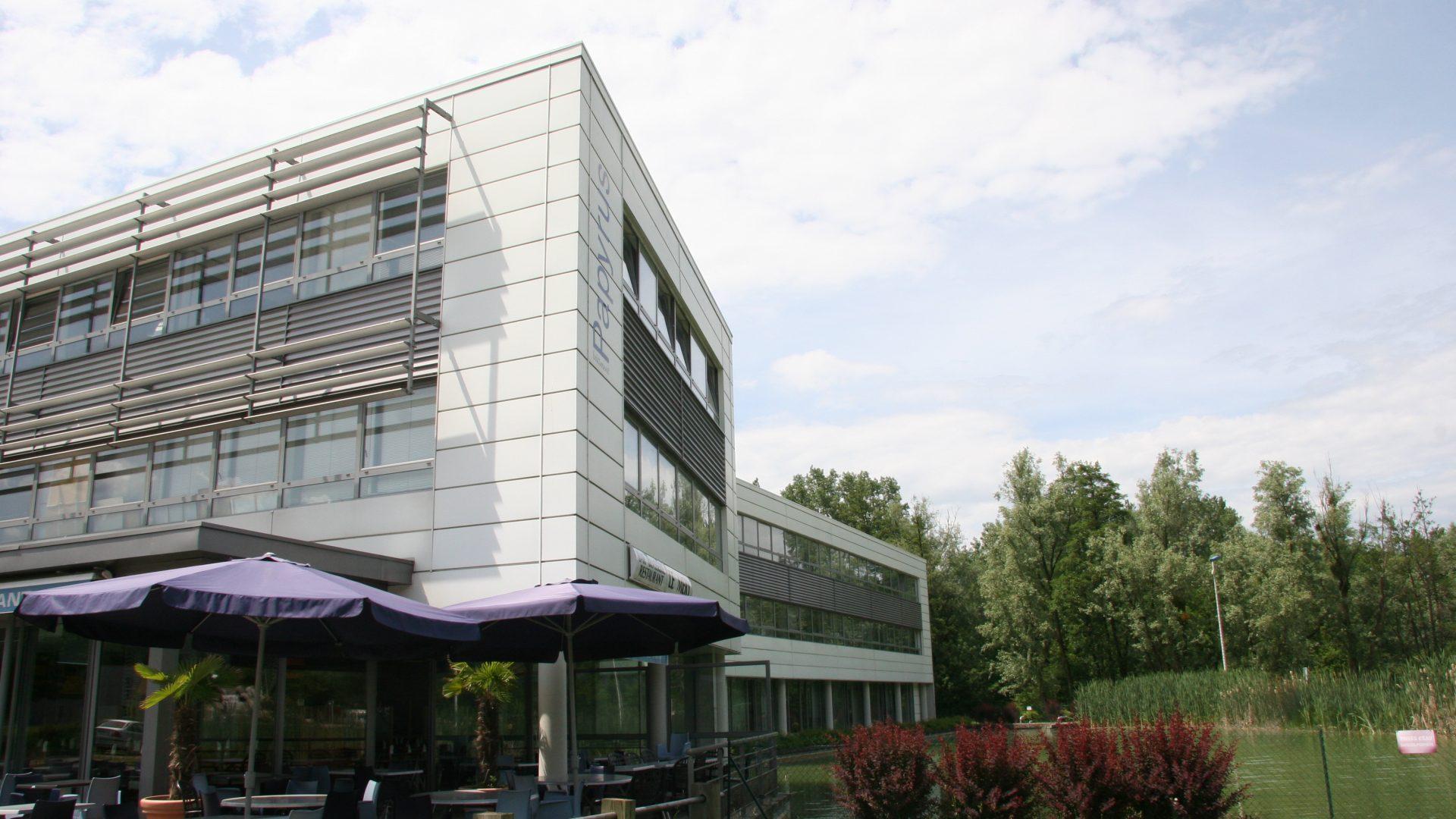Immeuble de bureaux Papyrus