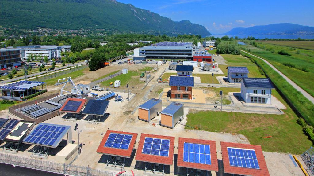 INES - Plateforme de test solaire et bâtiment