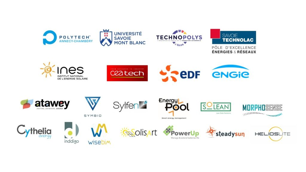 Logos filière énergie