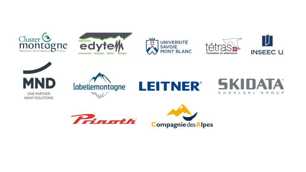 Logos filière montagne