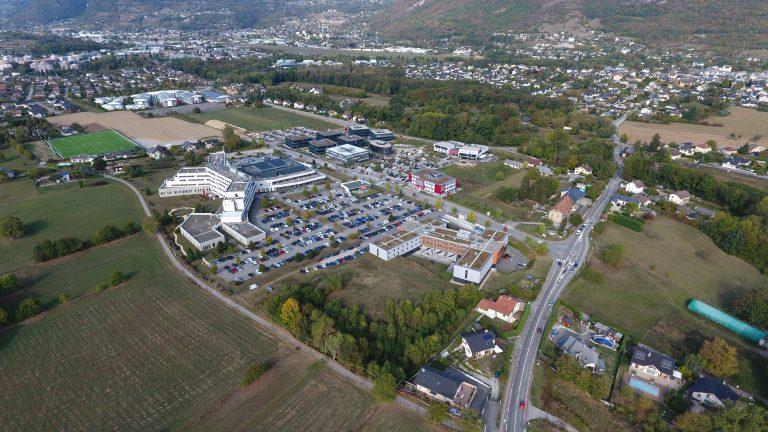 AMI Hotel et services associés sur le parc d'activités Les Massettes