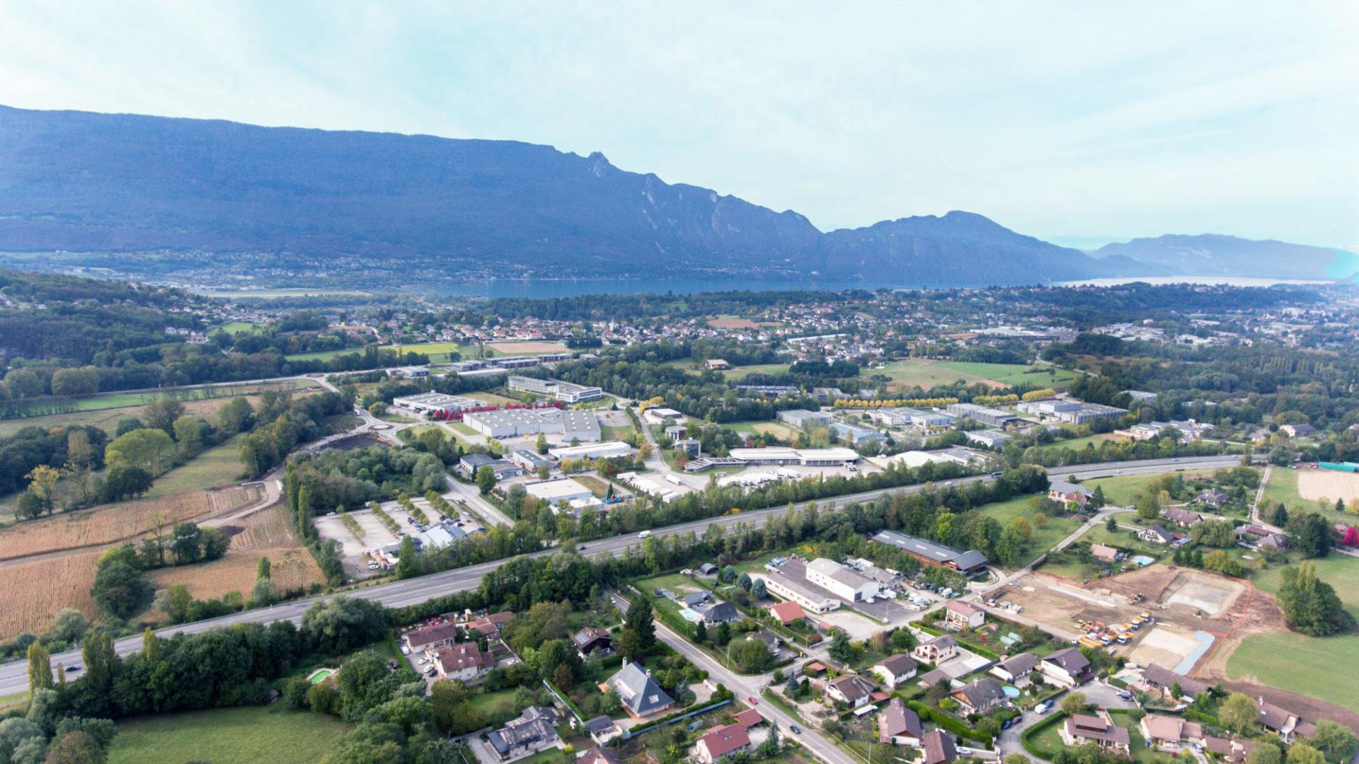 Parc d'activités Savoie Hexapole