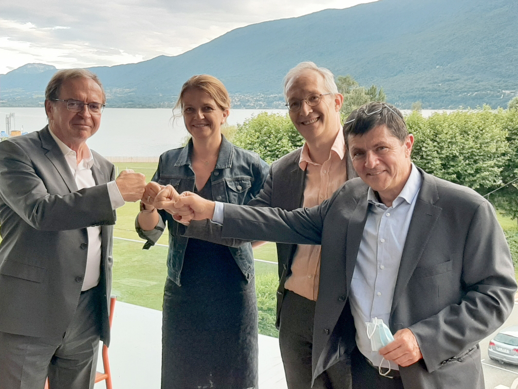 STMicroelectronics s'implante sur Savoie Technolac