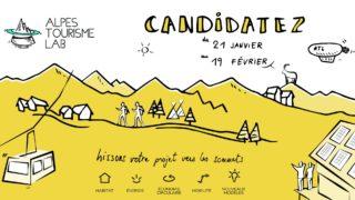 Candidature Alpes Tourisme Lab