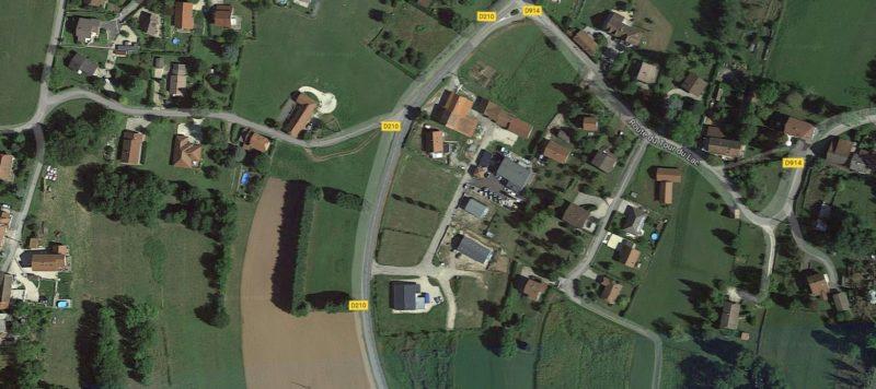 """Saint Pierre de Curtille – Parc d'activités """"Les Echenaux"""""""